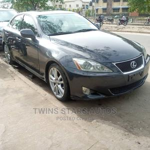Lexus IS 2007 250 Gray   Cars for sale in Lagos State, Amuwo-Odofin