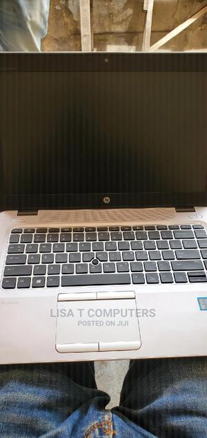 Laptop HP EliteBook 840 G3 8GB Intel Core I5 SSD 256GB   Laptops & Computers for sale in Lagos State, Ikeja