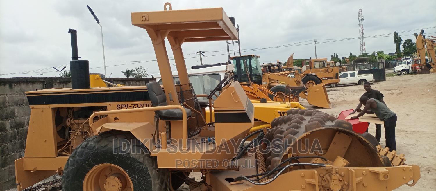 Compactor Roller Spv-735 | Heavy Equipment for sale in Ajah, Lagos State, Nigeria