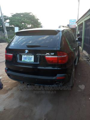 BMW X5 2009 3.0d Black   Cars for sale in Lagos State, Ikeja