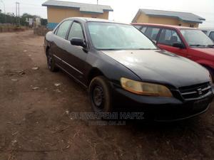 Honda Accord 1999 EX Black   Cars for sale in Oyo State, Egbeda