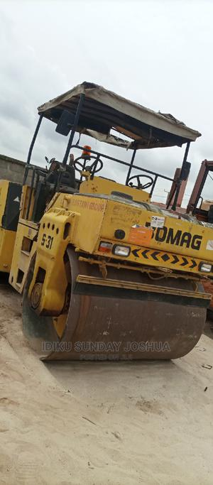 Bomag Roller With Double Drum | Heavy Equipment for sale in Lagos State, Ajah