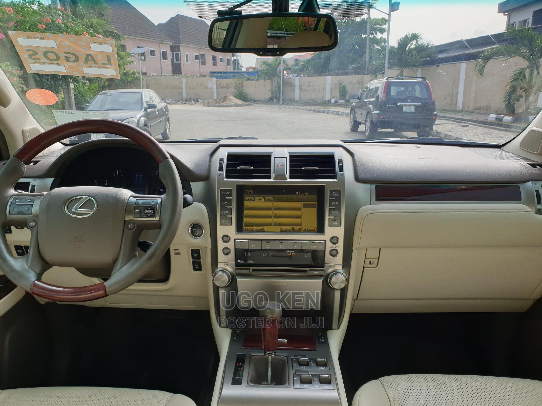 Archive: Lexus GX 2011 460 Premium White