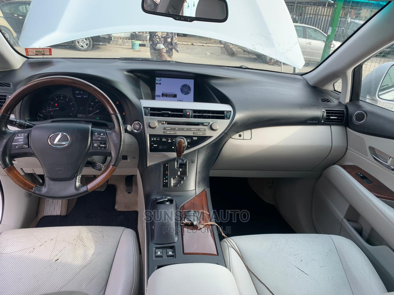 Lexus RX 2011 350 Silver | Cars for sale in Ajah, Lagos State, Nigeria