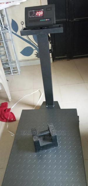 Eletronic Platform Digital 500kg A12E{Heavy Duty) | Store Equipment for sale in Lagos State, Lagos Island (Eko)