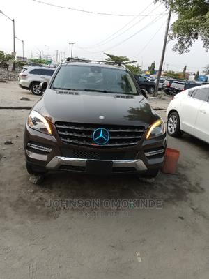 Mercedes-Benz M Class 2015 Brown | Cars for sale in Lagos State, Apapa