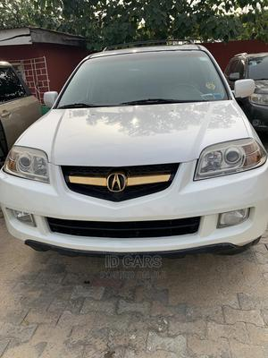 Acura MDX 2005 White | Cars for sale in Lagos State, Magodo