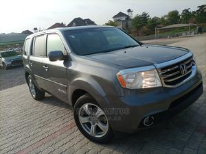 Honda Pilot 2013 LX 4dr SUV (3.5L 6cyl 5A) Gray   Cars for sale in Abuja (FCT) State, Mabushi