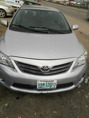Toyota Corolla 2012 Silver   Cars for sale in Rivers State, Port-Harcourt