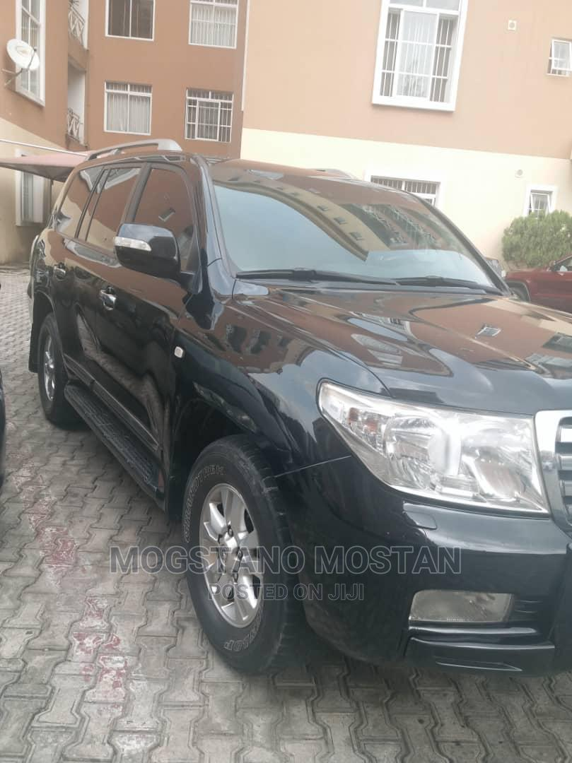 Toyota Land Cruiser 2012 Black | Cars for sale in Surulere, Lagos State, Nigeria