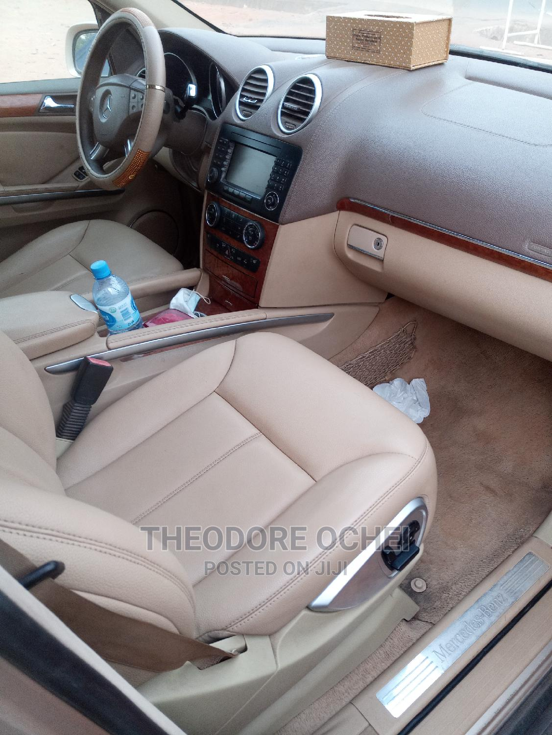 Mercedes-Benz GL Class 2007 Gold | Cars for sale in Asokoro, Abuja (FCT) State, Nigeria