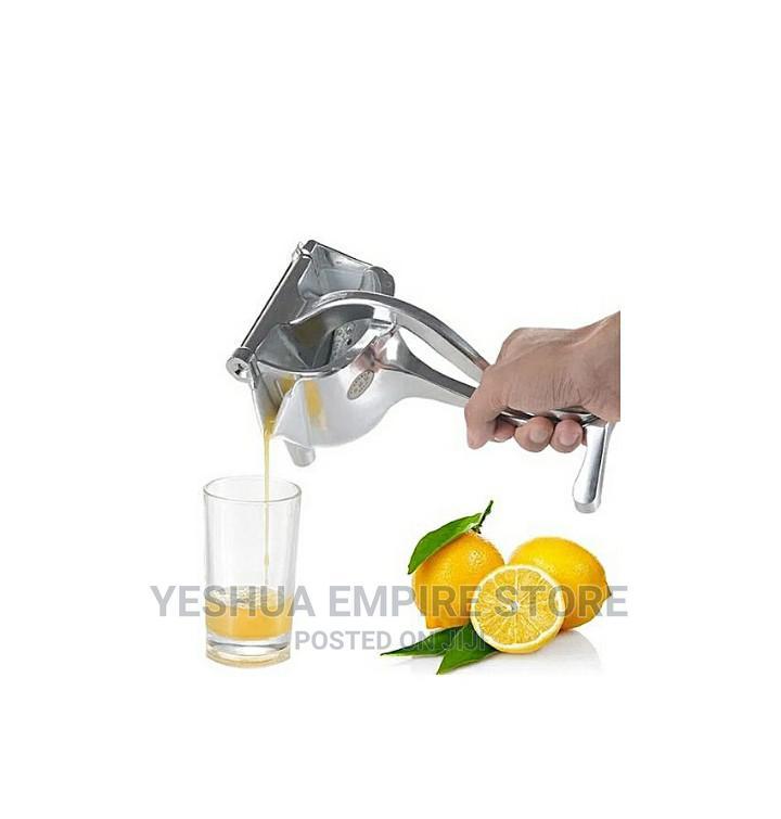 Archive: Manual Juicer/ Fruit Presser