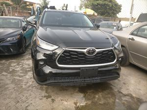 New Toyota Highlander 2020 XLE FWD Black | Cars for sale in Lagos State, Ikeja