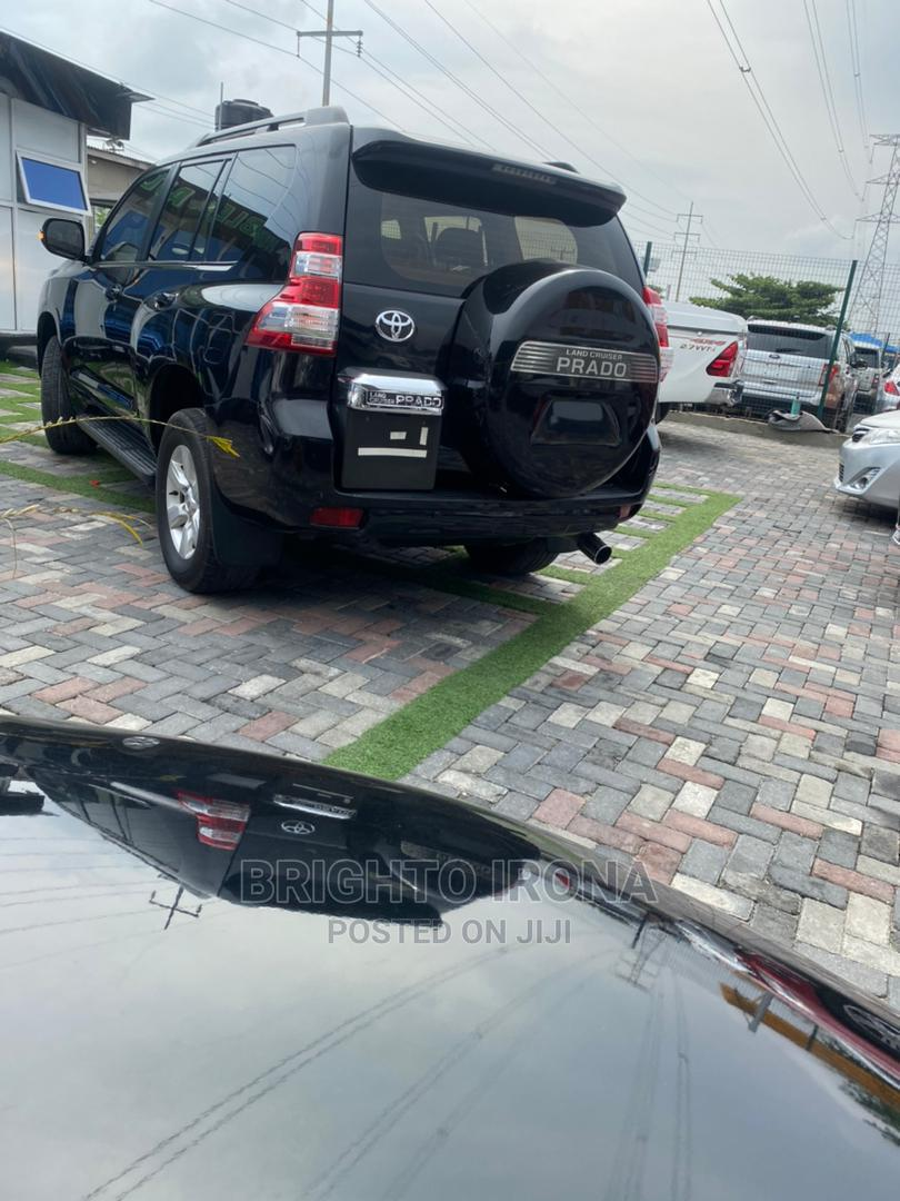 Toyota Land Cruiser Prado 2015 GXL Black