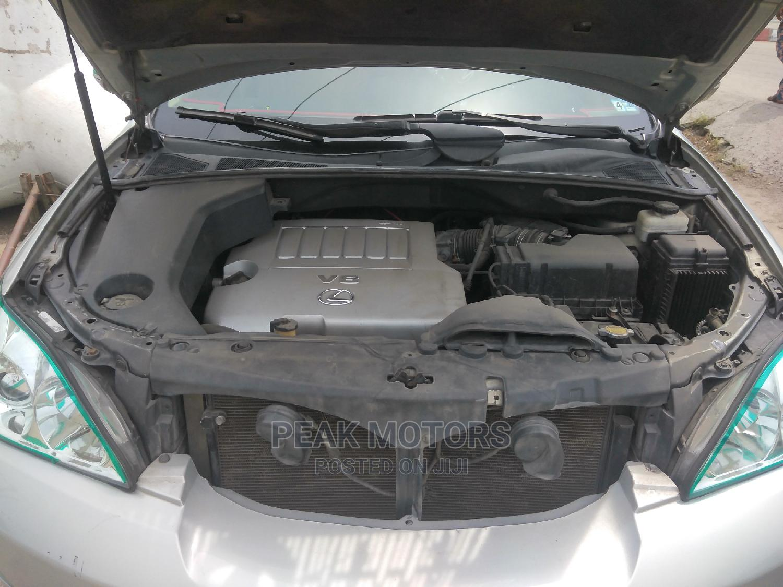 Archive: Lexus RX 2008 350 Green