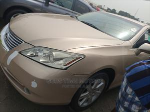 Lexus ES 2009 350 Gold | Cars for sale in Lagos State, Apapa