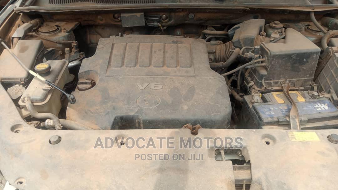 Archive: Toyota RAV4 2008 Limited V6 Green