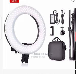 12inches Manual Ringlight | Accessories & Supplies for Electronics for sale in Lagos State, Amuwo-Odofin