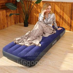 Intex Inflatable Air Bed Single 76 X 191 X 25 Cm | Furniture for sale in Lagos State, Ikotun/Igando