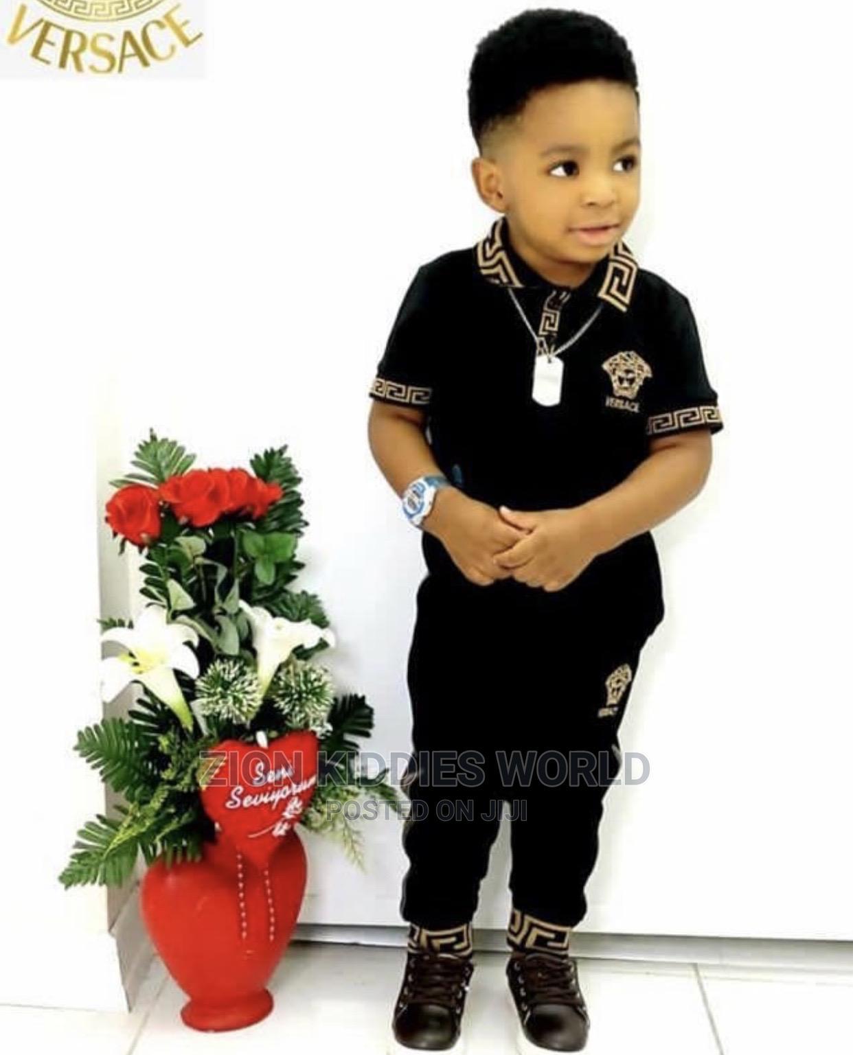 2pcs Versace for Boys
