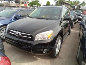 Toyota RAV4 2009 Black | Cars for sale in Lagos State, Amuwo-Odofin