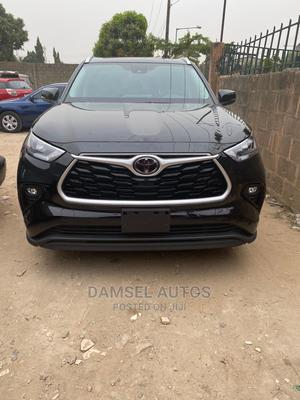 New Toyota Highlander 2021 Black | Cars for sale in Lagos State, Ogba