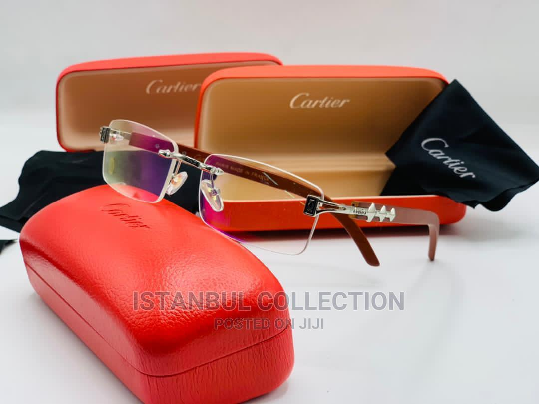 Archive: Cartier Glasses