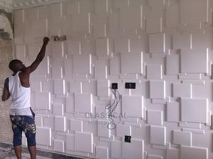 Wallpaper and Wall Panel Installation | Building & Trades Services for sale in Rivers State, Port-Harcourt