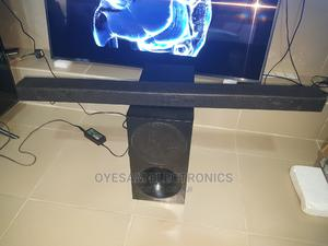 Samsung Wireless Soundbar + Big Blasting Subwoofer | Audio & Music Equipment for sale in Lagos State, Ojo