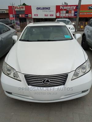 Lexus ES 2008 350 White | Cars for sale in Lagos State, Magodo