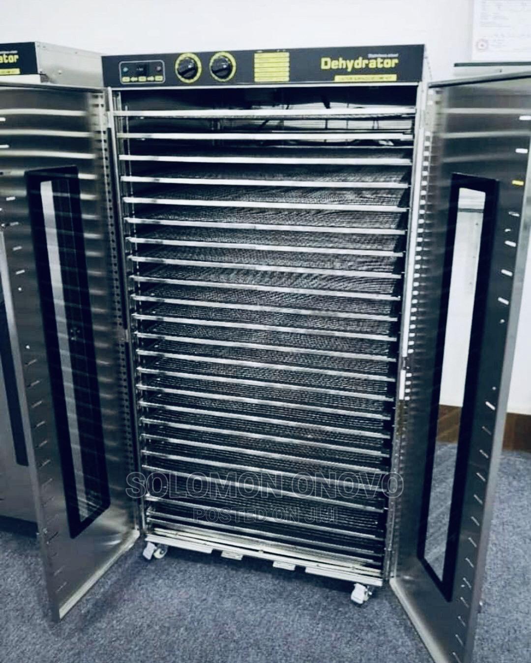 24 Trays Industrial Food Dehydrator Dryer
