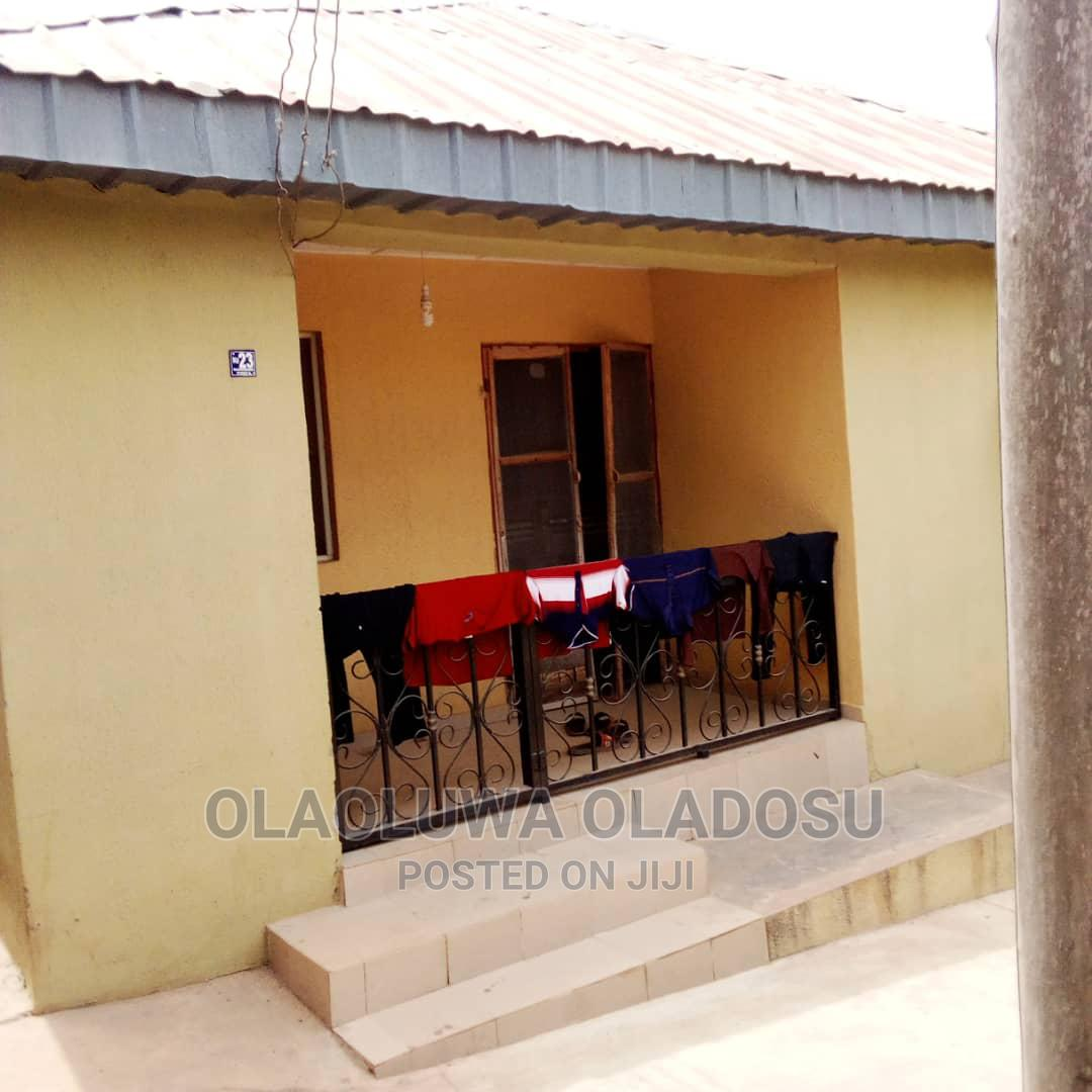 3 Bedroom Bungalow at Aba Panu Kuola Off Akala Express Way | Houses & Apartments For Sale for sale in Ibadan, Oyo State, Nigeria