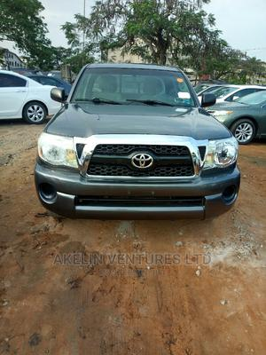 Toyota Tacoma 2011 Access Cab Automatic Gray | Cars for sale in Lagos State, Amuwo-Odofin