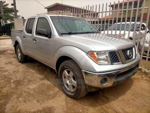 Nissan Frontier 2008 Crew Cab SE Gray   Cars for sale in Lagos State, Ikeja