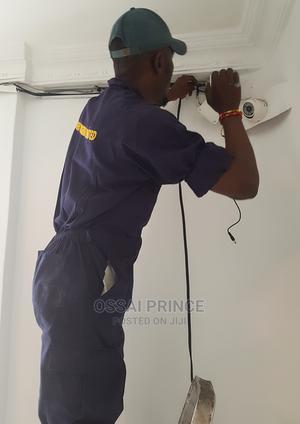 Surveillance System Installer CCTV   Repair Services for sale in Lagos State, Lekki