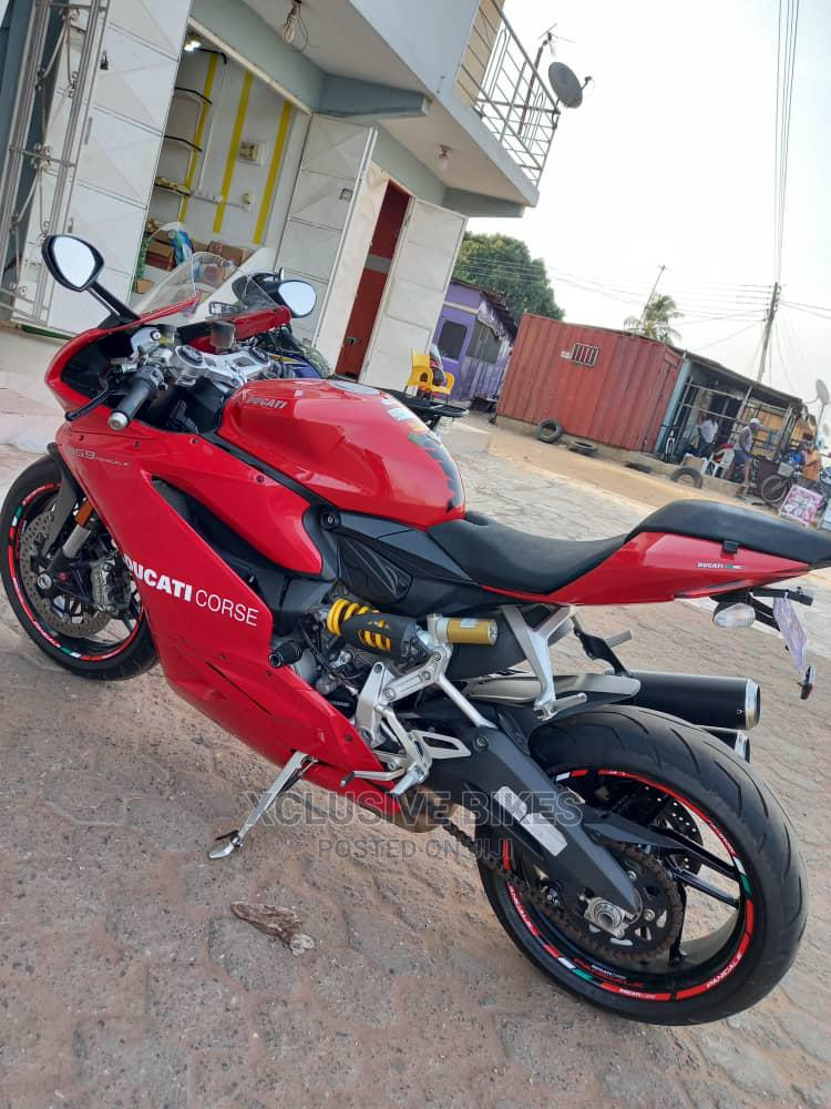 Ducati 959 Panigale 2017 Red | Motorcycles & Scooters for sale in Victoria Island, Lagos State, Nigeria