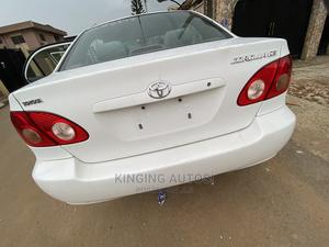 Toyota Corolla 2006 White   Cars for sale in Lagos State, Alimosho