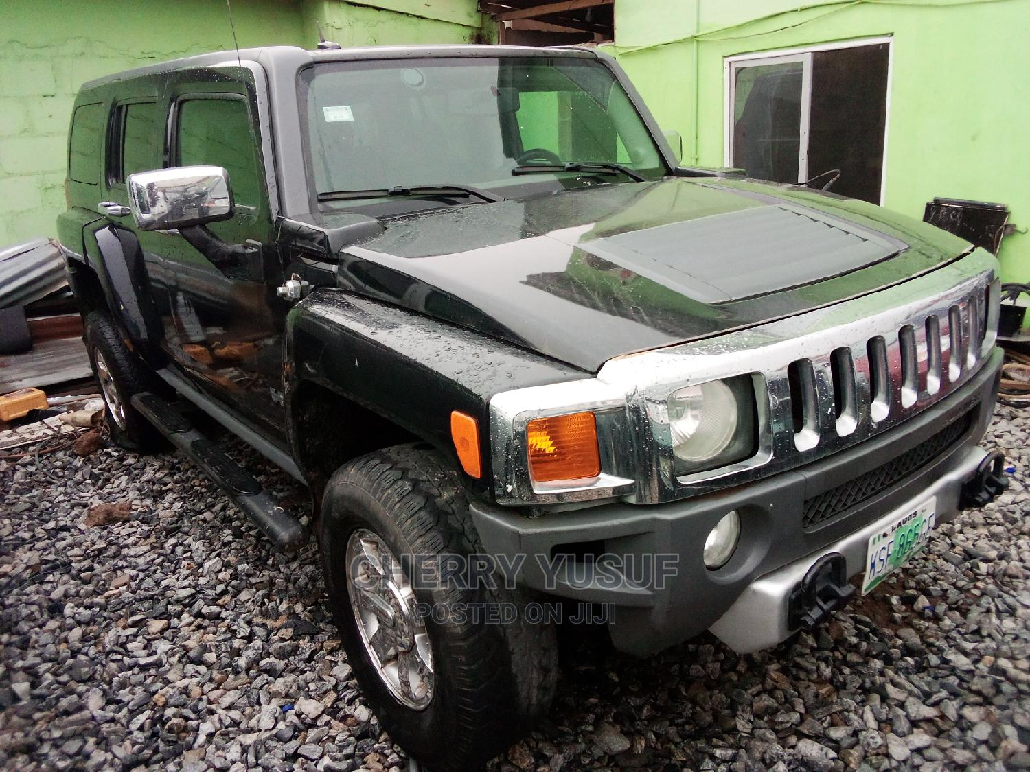 Hummer H3 2006 Black | Cars for sale in Ikeja, Lagos State, Nigeria