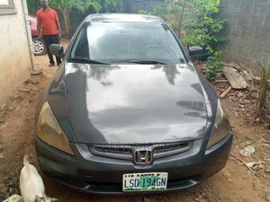 Honda Accord 2005 2.0 Comfort Automatic Gray | Cars for sale in Lagos State, Ikorodu