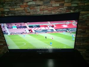 Sony Android TV for With the Remote Control Connection Cable | TV & DVD Equipment for sale in Lagos State, Ejigbo