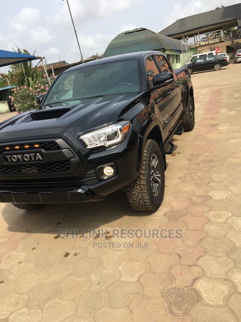 Toyota Tacoma 2018 Black   Cars for sale in Ojo, Lagos State, Nigeria