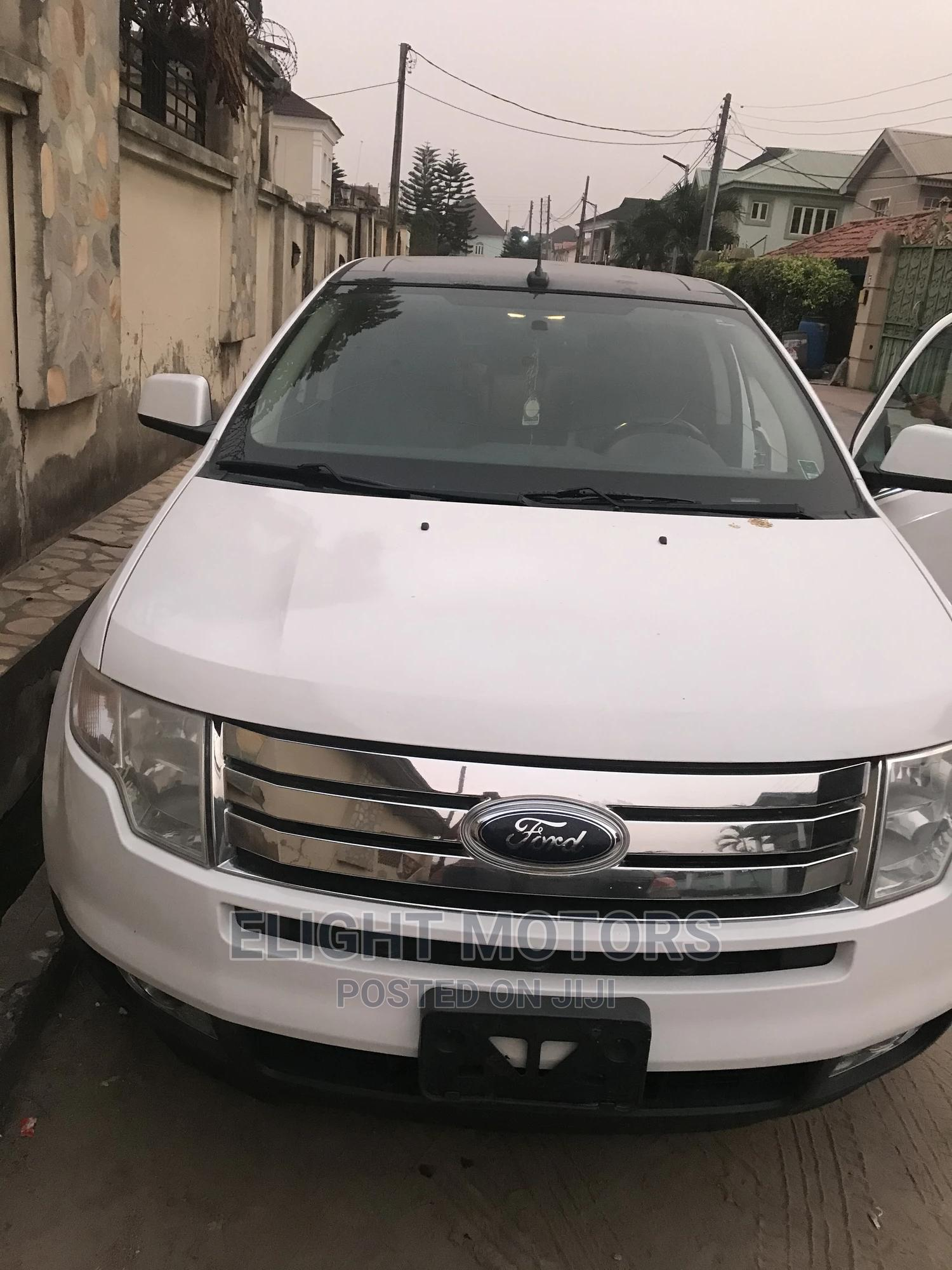 Ford Edge 2010 White | Cars for sale in Agege, Lagos State, Nigeria