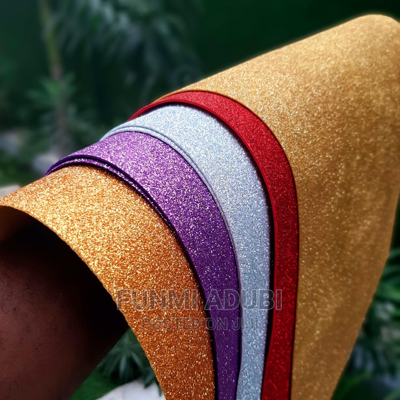 Glitter Foam Sheet | Arts & Crafts for sale in Lekki, Lagos State, Nigeria