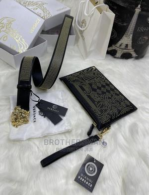 Versace Belt and Clutch Bag | Clothing Accessories for sale in Lagos State, Surulere