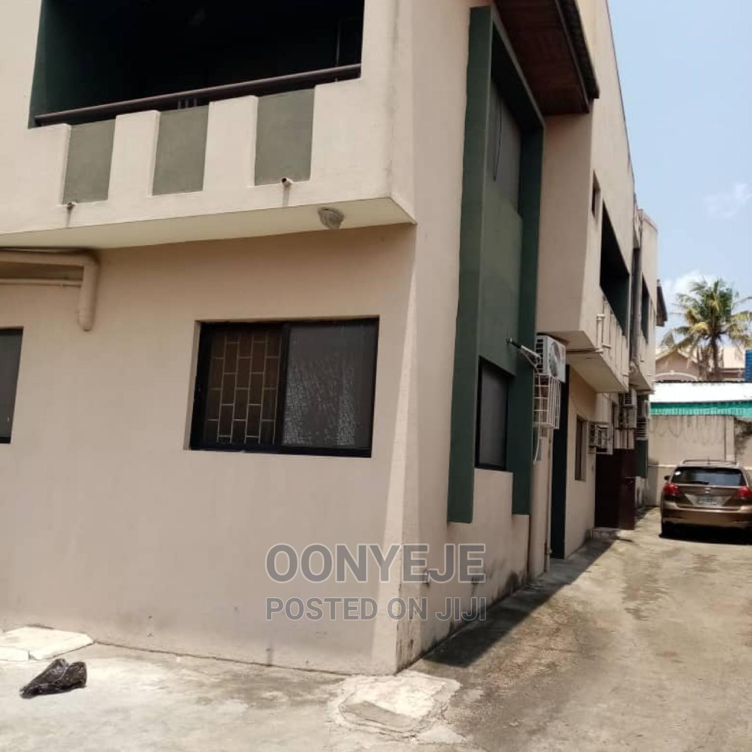 Block of 4 Units of 3 Bedroom Flat for Sales at Opebi