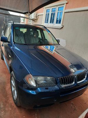 BMW X3 2006 3.0i Blue | Cars for sale in Edo State, Benin City