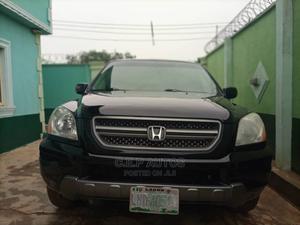 Honda Pilot 2004 Black   Cars for sale in Lagos State, Alimosho