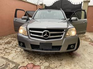 Mercedes-Benz GLK-Class 2011 350 4MATIC Gray | Cars for sale in Lagos State, Agege