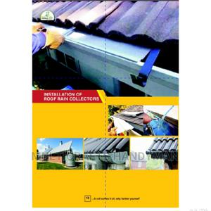 Installation Of Roof Rain Collectors | Building & Trades Services for sale in Abuja (FCT) State, Central Business Dis