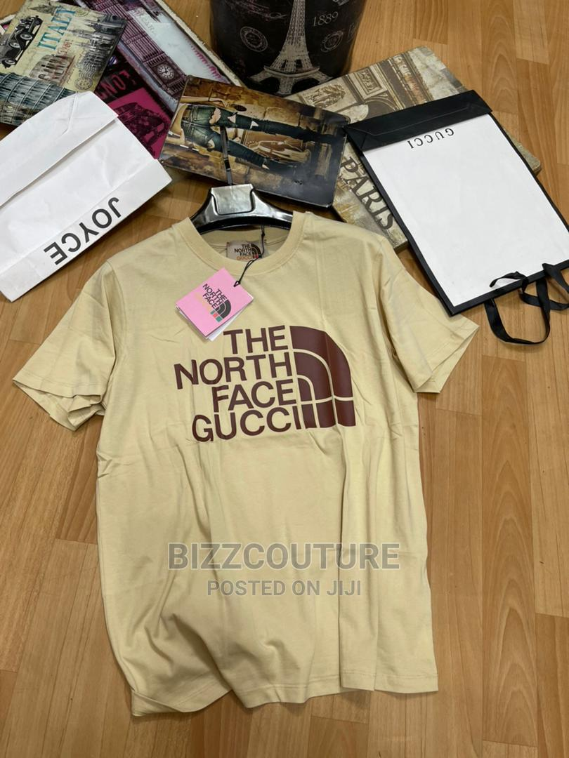 High Quality Gucci Black T-Shirts for Men | Clothing for sale in Magodo, Lagos State, Nigeria